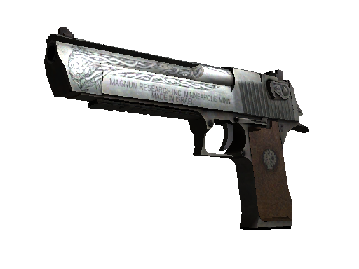 StatTrak™ Desert Eagle | Naga (Battle-Scarred)