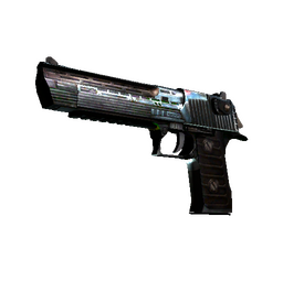 StatTrak™ Desert Eagle | Directive (Battle-Scarred)