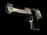 StatTrak™ Desert Eagle | Mecha Industries (Battle-Scarred)