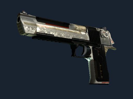 Скин Desert Eagle | Механо-пушка (Закалённое в боях)