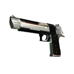 StatTrak™ Desert Eagle | Mecha Industries (Field-Tested)