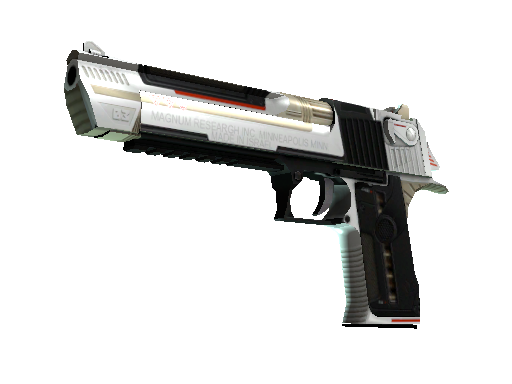 StatTrak™ Desert Eagle | Mecha Industries (Minimal Wear)