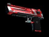 StatTrak™ Desert Eagle | Code Red (Minimal Wear)