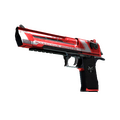 StatTrak™ Desert Eagle | Code Red <br>(Minimal Wear)