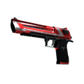 Desert Eagle | Code Red <br>(Well-Worn)