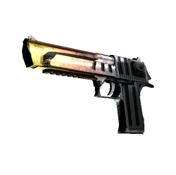 StatTrak™ Desert Eagle | Light Rail (Battle-Scarred)