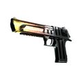 Desert Eagle | Light Rail <br>(Battle-Scarred)