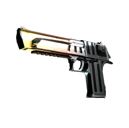 StatTrak™ Desert Eagle | Light Rail (Minimal Wear)