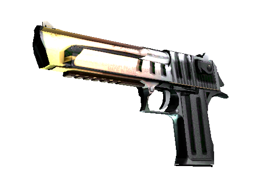 Desert Eagle | Light Rail (Minimal Wear)