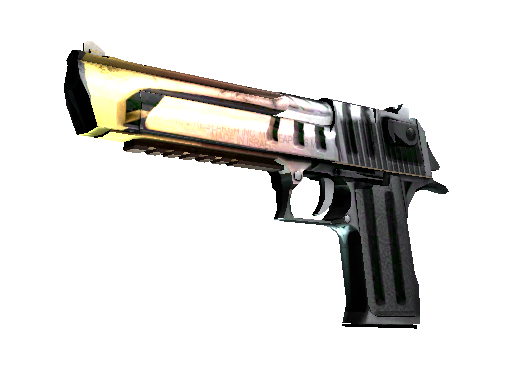 Desert Eagle | Light Rail Well-Worn