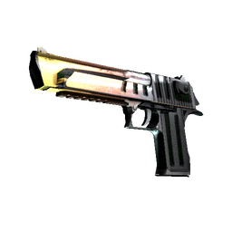 StatTrak™ Desert Eagle | Light Rail (Well-Worn)