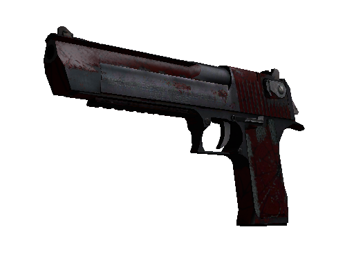 Desert Eagle | Crimson Web Battle-Scarred