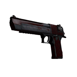 StatTrak™ Desert Eagle | Crimson Web (Battle-Scarred)