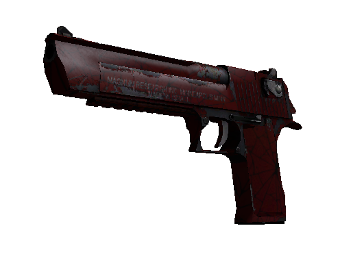 Desert Eagle | Crimson Web Well-Worn