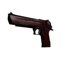Desert Eagle | Crimson Web (Well-Worn)