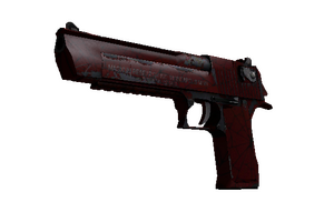 Desert Eagle Crimson Web Field Tested