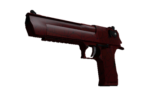 Buy StatTrak™ Desert Eagle | Crimson Web (Minimal Wear)