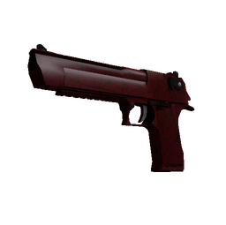 StatTrak™ Desert Eagle | Crimson Web (Minimal Wear)