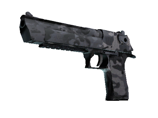 Train Desert Eagle Urban Rubble