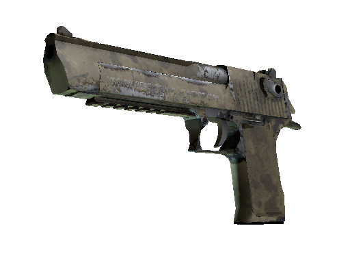 Desert Eagle | Mudder Well-Worn
