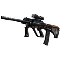 StatTrak™ AUG | Bengal Tiger <br>(Battle-Scarred)
