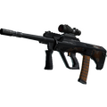 StatTrak™ AUG | Amber Slipstream <br>(Battle-Scarred)