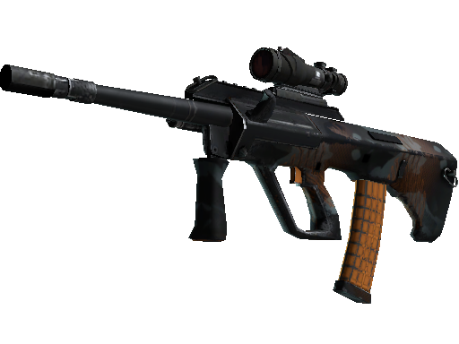 Milspec AUG Amber Slipstream