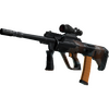 StatTrak™ AUG | Amber Slipstream (Factory New)