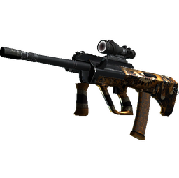 StatTrak™ AUG | Stymphalian (Well-Worn)