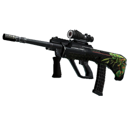 StatTrak™ AUG | Chameleon (Well-Worn)