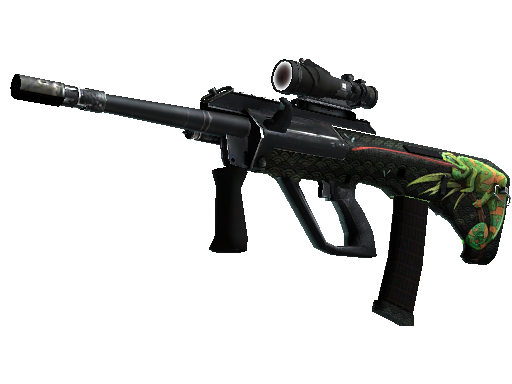 Covert AUG Chameleon