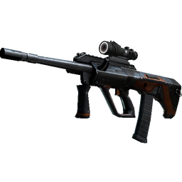 StatTrak™ AUG | Triqua (Battle-Scarred)