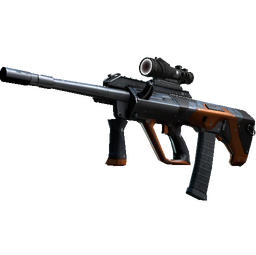 StatTrak™ AUG | Triqua (Minimal Wear)