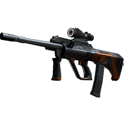StatTrak™ AUG | Triqua (Well-Worn)