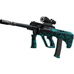 StatTrak™ AUG | Ricochet (Factory New)