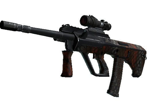Souvenir AUG | Sweeper (Well-Worn)