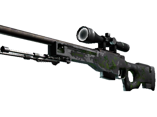 AWP | Pit Viper Battle-Scarred