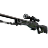 AWP | Pit Viper (Battle-Scarred)