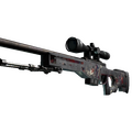 AWP | Acheron <br>(Battle-Scarred)