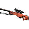 StatTrak™ AWP | BOOM <br>(Factory New)