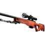 StatTrak™ AWP | BOOM (Factory New)