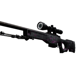 Souvenir AWP | Pink DDPAT (Battle-Scarred)