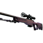 StatTrak™ AWP | Electric Hive (Factory New)