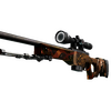 StatTrak™ AWP | Mortis <br>(Battle-Scarred)