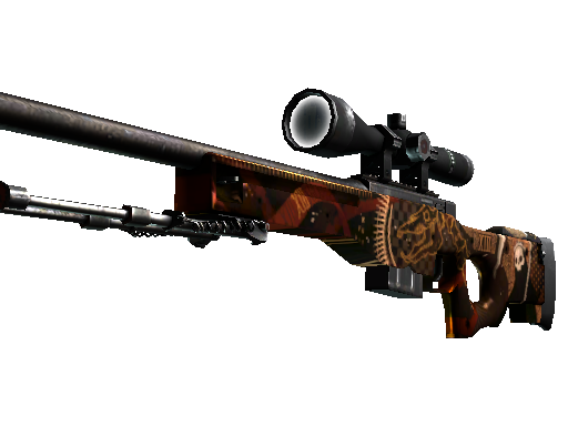AWP | Mortis Battle-Scarred