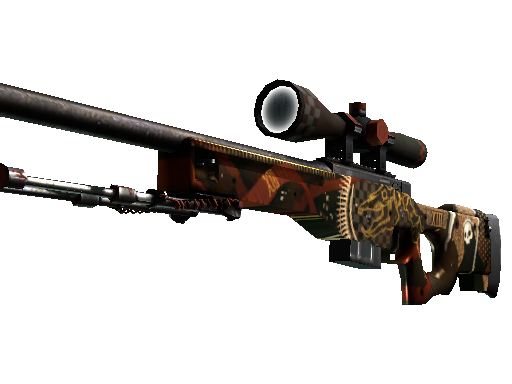 StatTrak™ AWP | Mortis (Well-Worn)