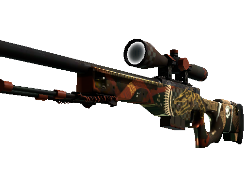 AWP | Mortis (Minimal Wear)