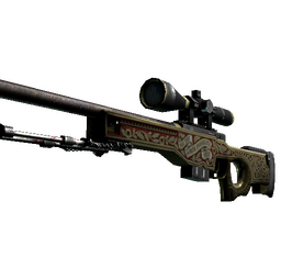 AWP | The Prince (Battle-Scarred)