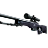 StatTrak™ AWP | Exoskeleton <br>(Factory New)