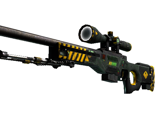 CSGO skin StatTrak™ AWP | Phobos (Factory New) on sale for 8.87